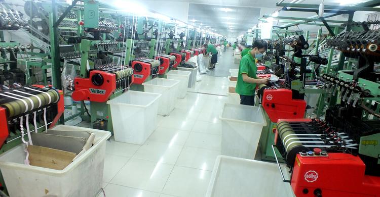雅兰家纺表示对铭景织带定制产品很满意