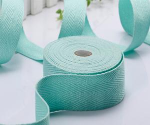涤纶商标人字织带
