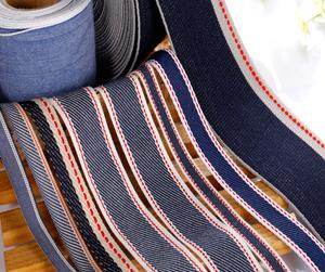 牛仔纹织带