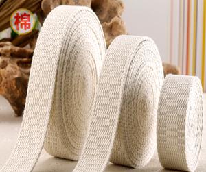 纯棉坑纹织带