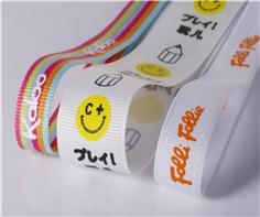 涤纶印刷织带