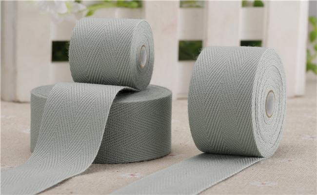 环保有机棉织带